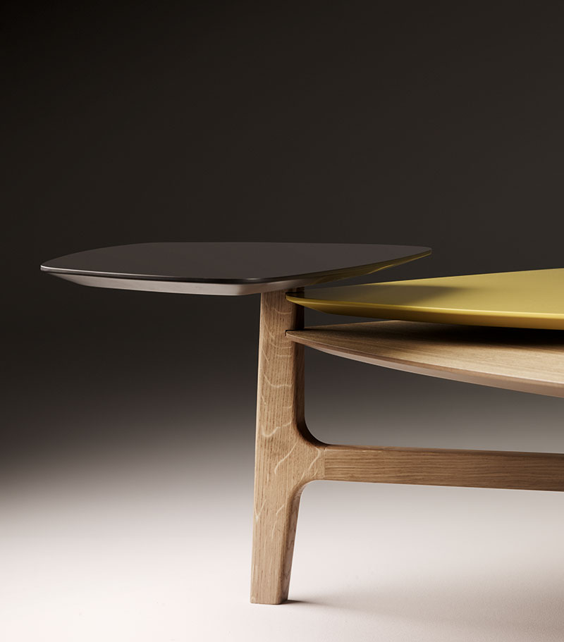 Flower Coffee Table.Lore Coffee Table Treku En